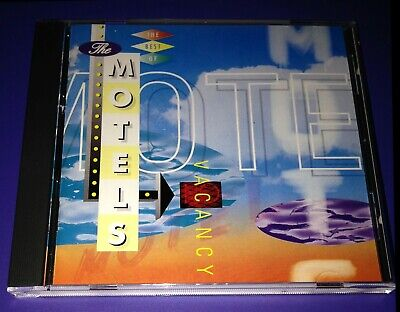The Motels ‎– No Vacancy : The Best Of The (CAPITOL - 1990)** MINT CONDITION (No Vacancy The Best Of The Motels)