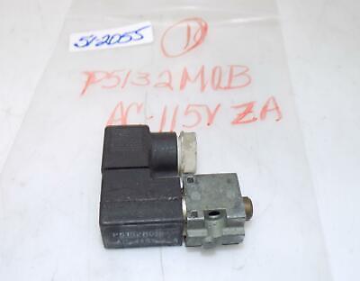 Ckd Ac 115v Pneumatic Valve P5132m0b