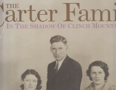 the carter family in the shadow of clinch mountain 12x cd box set bear family