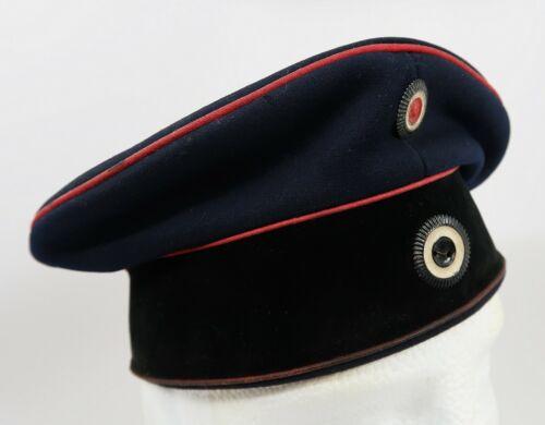 WW1 imperial german prussian Army field cap military uniform jacket hat visor