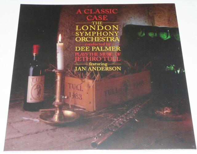 JethroTull - A Classic Case LP Record Store Day 2016 Black Vinyl NEW/SEALED