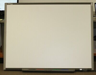 Smart Board Sb680 77 Interactive Whiteboard W Uf75 Projector Dnly 464540