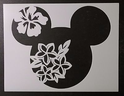 Spring Flower Mickey Mouse 11