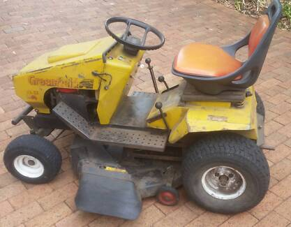 Ride on mower Greenfield