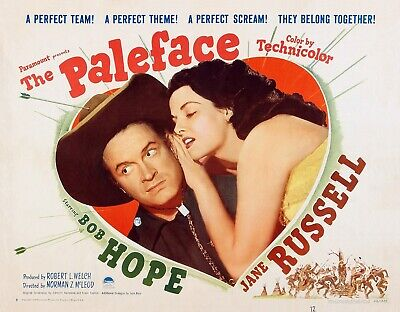the paleface 1948 comedy bob hope dvd