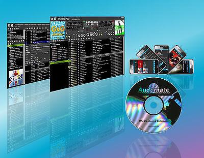 Audomate 4.x SE, DJ Software mit DJ MP3 Musik Verwaltung und Android Steuerung
