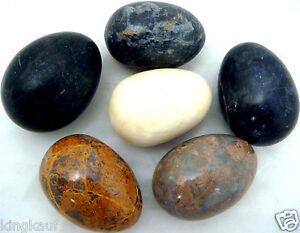 XL Marmoreier 12er Pack,Marmor Eier je ca.6x4cm,Osterei,Ostereier,Stein,Granit