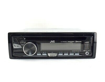 JVC KD-R980BTS FACEPLATE ONLY TESTED
