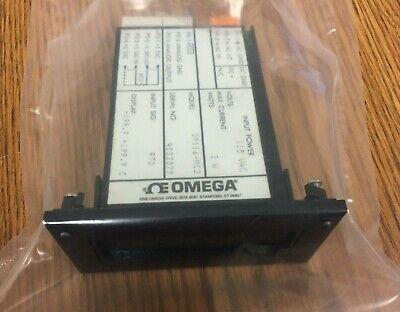 Omega Dp116-mc2 3 Digit Mini-size Temperature Panel Meter
