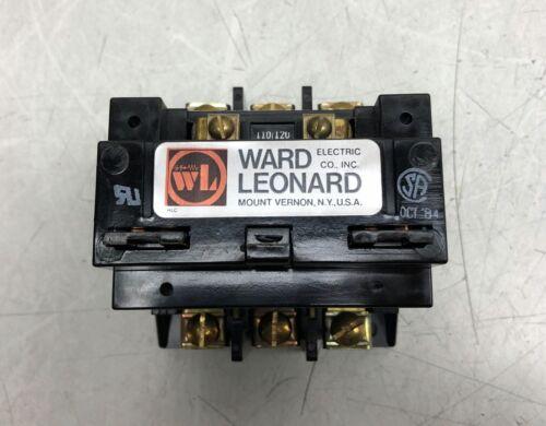 WARD LEONARD DEFINITE PURPOSE CONTACTOR 40 AMP 240V 7000-214011