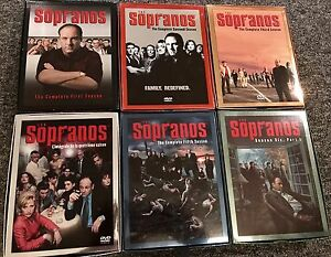 Sopranos Complete Box Set
