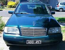 1996 Mercedes-Benz C200 Sedan Altona North Hobsons Bay Area Preview
