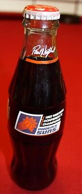 Coke Bottle Phoenix Suns