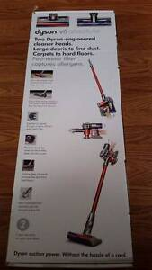 Brand new sealed Dyson V6 Absolute Handstick Vacuum Cleaner Summer Hill Ashfield Area Preview
