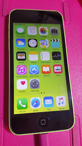 iPhone 5C 16GB Unlocked Mirrabooka Stirling Area Preview