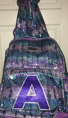 Justice Backpacks For Kids (JUSTICE For Girls DYE EFFECT