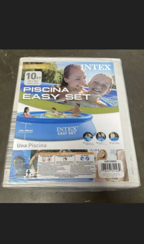NEW Intex 10 x 30 Inflatable Pool Easy Set Above Ground NO PUMP IN HAND