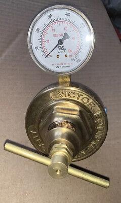 Victor L700c Air Gas Pressure Regulator Gauge