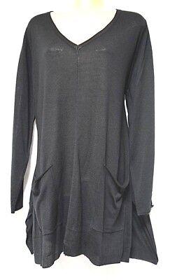 TS top TAKING SHAPE plus sz XS/ 14 Goldie Pullover stretch light knit jumper NWT