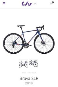 Giant Brava SLR women's cross bike