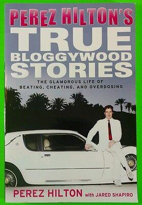 Perez Hiltons True Bloggywood Stories Paperback Book