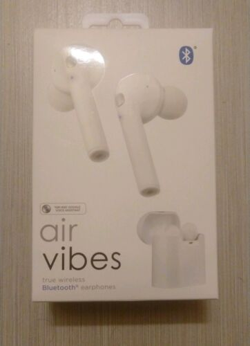 Air Vibes True Wireless Bluetooth Earpods with Charging Case