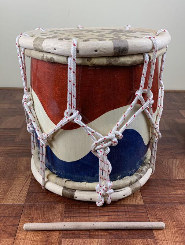 Professional Tambora-Rope Tuned Handcrafted.Tambora De Soga-Típico