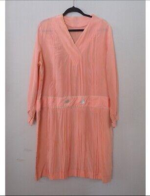 1920s Plus Size Flapper Dress (1920's PLUS SIZE Rare Volup Flapper Dress True)