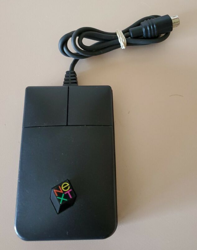 NeXT Non-ADB MOUSE for NeXT Computers  N4000A
