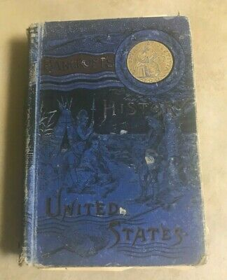 RARE!! History of the Colonization of the United States - George Bancroft - (History Of The Colonization Of The United States)