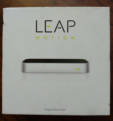 Leap Motion LM-010 Controller with Box New