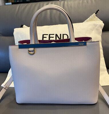 Fendi Petite 2Jours Vit Dolce 2Way Handbag Satchel NWT $2550