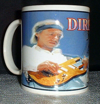 DIRE STRAITS BROTHERS IN ARMS COFFEE MUG GREAT DESIGN LIMITED EDITION