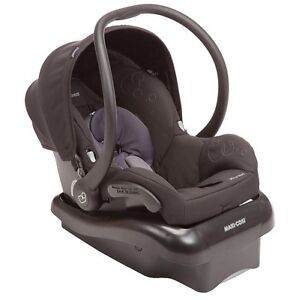 Maxi-Cosi Mico NXT - Infant Car Seat (Total Black)