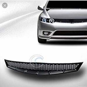 New Badge less  grille for 2006-2011 civic coupe