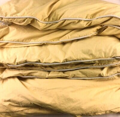 VINTAGE DOWN CONTINENTAL QUILT DOUBLE 'BALTIC DOONA'