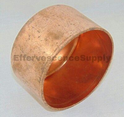 2 Copper Cap - Solder Connection