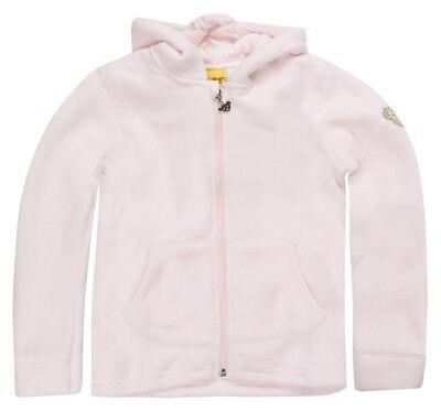 STEIFF® Mädchen Fleecejacke Jacke Pullover Fleece Rosa 68-128 Basic NEU!