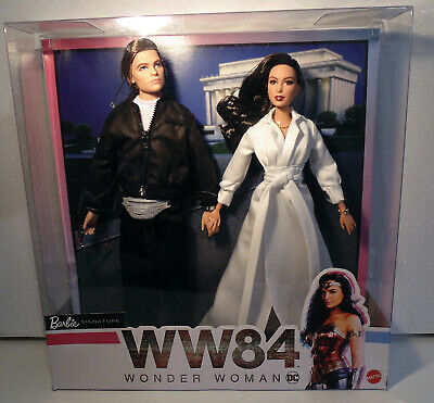 Barbie and Ken Wonder Woman 1984 Giftset NRFB 2020