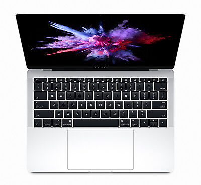 """Apple MacBook Pro MPXU2LL/A 13.3"""" 256GB 2.3GHz i5 Retina Display Silver - 2017"""