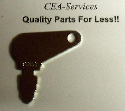 1 Key Fits Old Case John Deere Massey Ferguson Baraga Lift Terramite 83353 A4