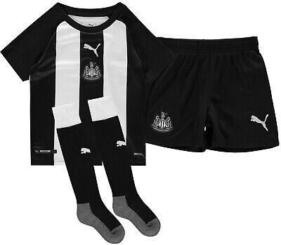Puma Newcastle United Home 2019/20 Football Mini Kit
