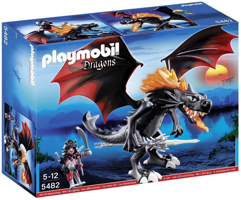PLAYMOBIL 5482 - Riesen-kampfdrache mit Feuer-leds   eBay