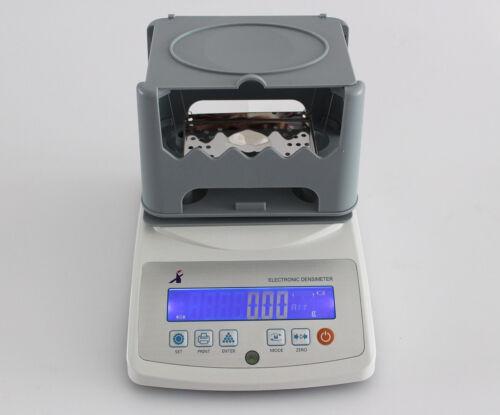 Electronic Densitometer, Plastic/Particle Density Meter 100-240V
