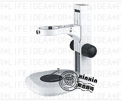 New Focus Stand Holder Base For Nikon Olympus Zeiss Leica Stereo Microscope C409