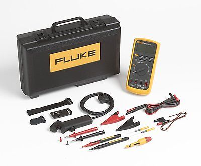 Fluke 88 Va Kit Automotive Multimeter Combo Kit 1000 V Ac And Dc 88-5a-kit