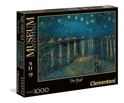 Notte Stellata sul Rodano puzzle
