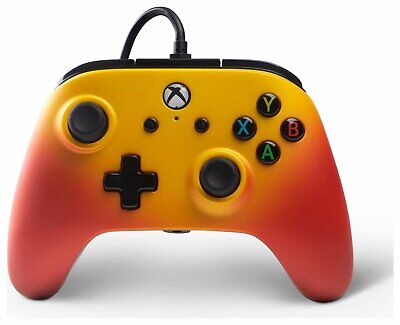 PowerA Enhanced Wired Controller for Xbox One - Solar Fade