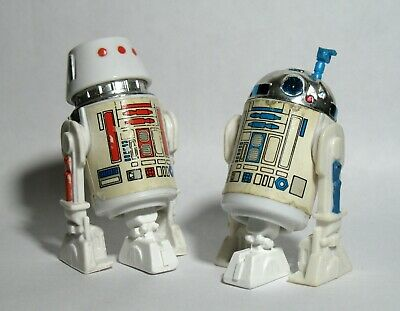 4x Vintage Style Star Wars Custom Droid Middle Legs