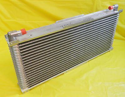 Caterpillar Cat 2144746 18-row Oil Cooler - 416e 420e 422e 428e 430e 434e 444e
